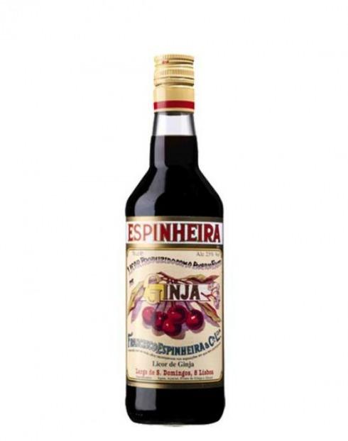 Garcias - Vinhos e Bebidas Espirituosas - GINJA C/ FRUTO ESPINHEIRA 1