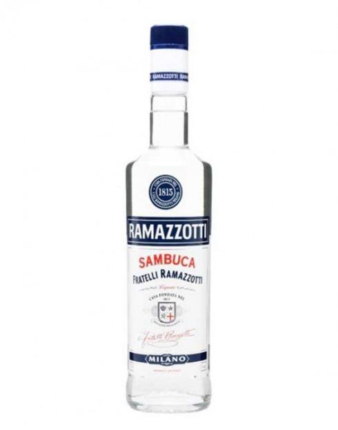 Garcias - Vinhos e Bebidas Espirituosas - LICOR SAMBUCA RAMAZOTTI 1