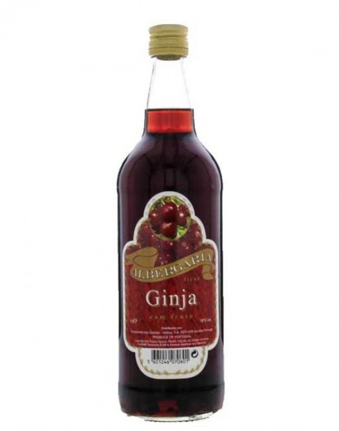 Garcias - Vinhos e Bebidas Espirituosas - GINJA C/FRUTO ALBERGARIA 1