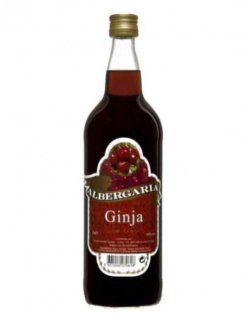 Garcias - Vinhos e Bebidas Espirituosas - GINJA S/ FRUTO ALBERGARIA 1