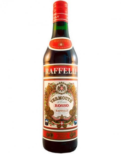 Garcias - Vinhos e Bebidas Espirituosas - APERITIVO RAFFELLI ROSSO  1