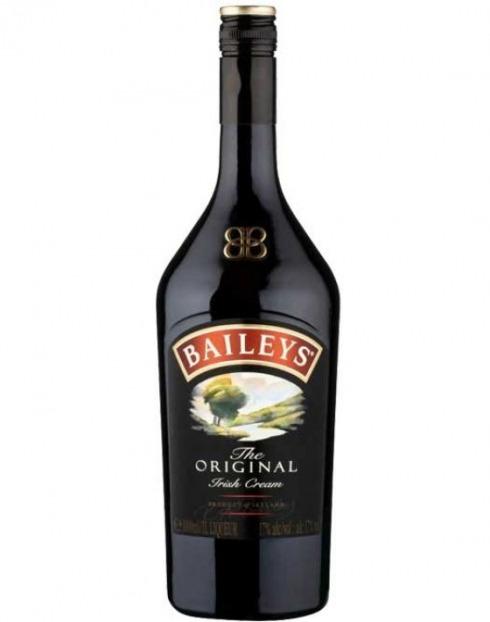 Garcias - Vinhos e Bebidas Espirituosas - LICOR IRISH C. BAILEYS 1L 1