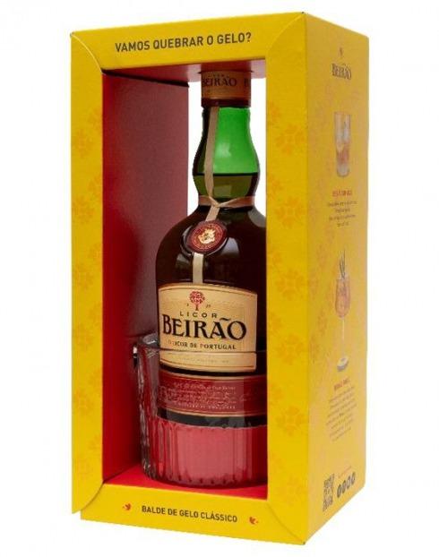 Garcias - Vinhos e Bebidas Espirituosas - LICOR BEIRÃO COM BALDE GELO 0.70 1