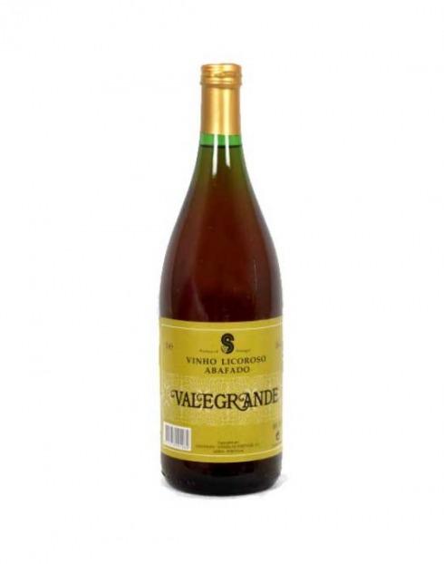 Garcias - Vinhos e Bebidas Espirituosas - VINHO LICOROSO ABAFADO VALEGRANDE 1