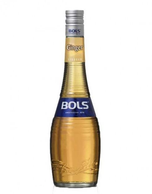 Garcias - Vinhos e Bebidas Espirituosas - LICOR BOLS GINGER 1