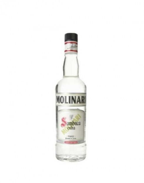 Garcias - Vinhos e Bebidas Espirituosas - LICOR SAMBUCA MOLINARI 1