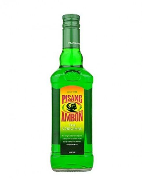Garcias - Vinhos e Bebidas Espirituosas - LICOR PISANG AMBON 1