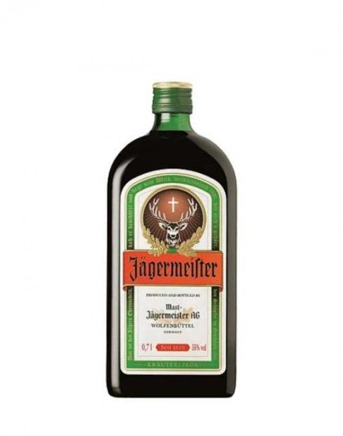 Garcias - Vinhos e Bebidas Espirituosas - LICOR JAGERMEISTER  1