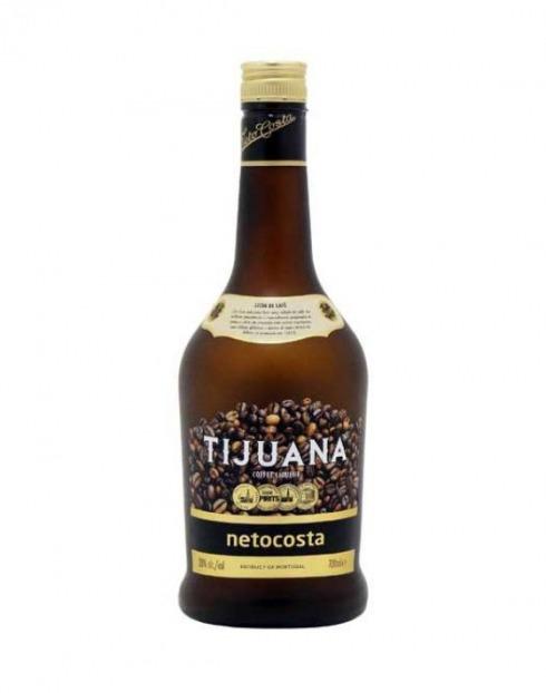 Garcias - Vinhos e Bebidas Espirituosas - LICOR CAFÉ TIJUANA NETO COSTA 1