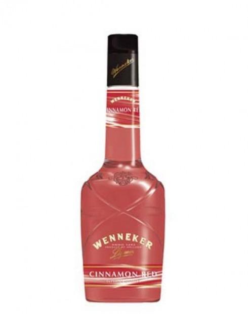 Garcias - Vinhos e Bebidas Espirituosas - LICOR WENNEKER RED CINNAMON (CANELA) 1