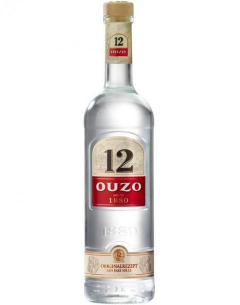 Garcias - Vinhos e Bebidas Espirituosas - LICOR OUZO 12  1