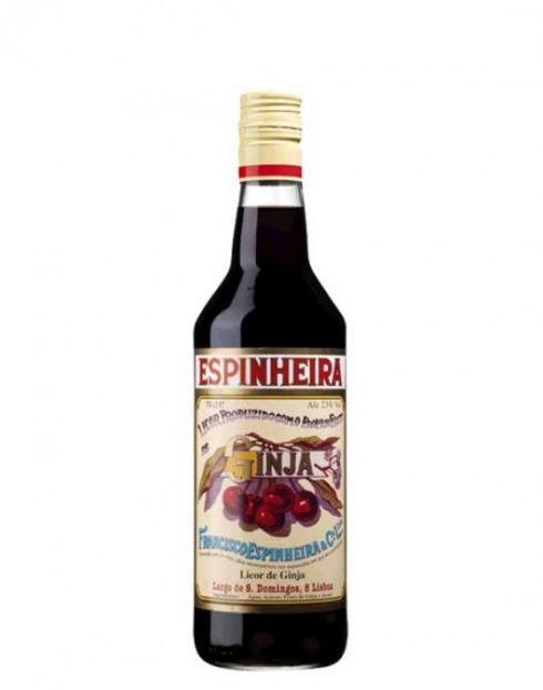 Garcias - Vinhos e Bebidas Espirituosas - GINJA S/ FRUTO ESPINHEIRA 1