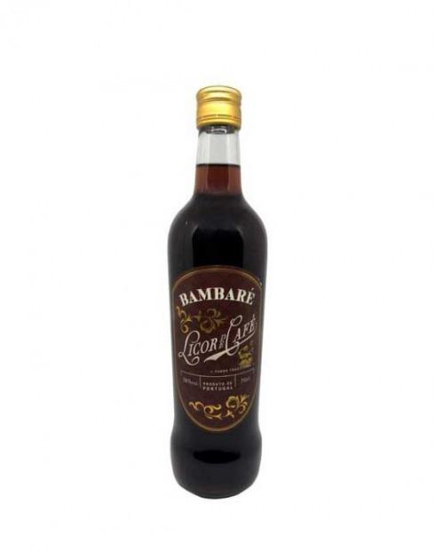 Garcias - Vinhos e Bebidas Espirituosas - LICOR CAFÉ BAMBARE 1