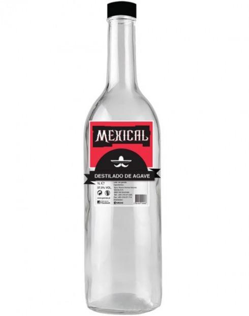 Garcias - Vinhos e Bebidas Espirituosas - BEBIDA ESPIRITUOSA MEXICAL 1L 1