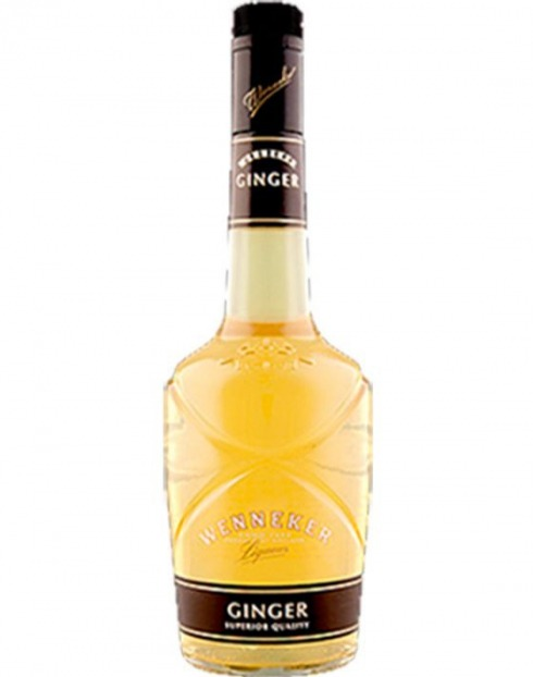Garcias - Vinhos e Bebidas Espirituosas - LICOR WENNEKER GINGER (GENGIBRE) 1