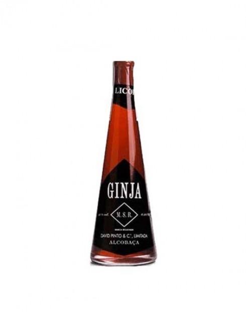 Garcias - Vinhos e Bebidas Espirituosas - GINJA ALCOBAÇA M.S.R. 1