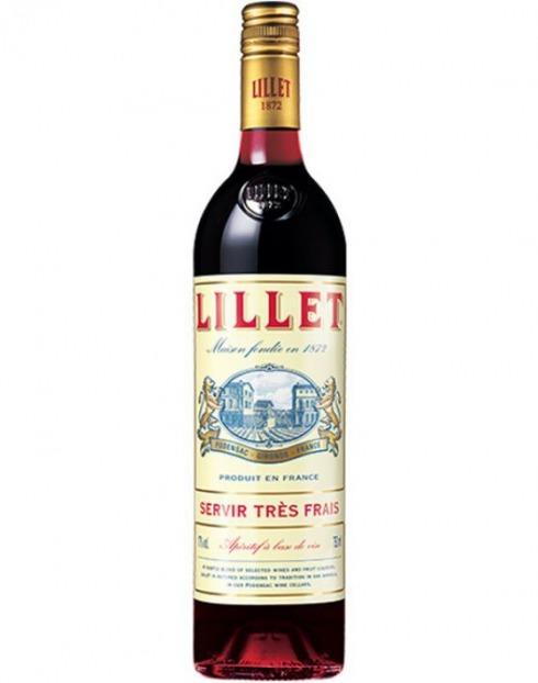 Garcias - Vinhos e Bebidas Espirituosas - APERITIVO LILLET ROUGE  1