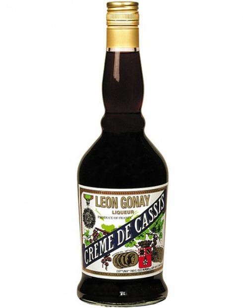 Garcias - Vinhos e Bebidas Espirituosas - LICOR CREME CASSIS LEON GONAY 1