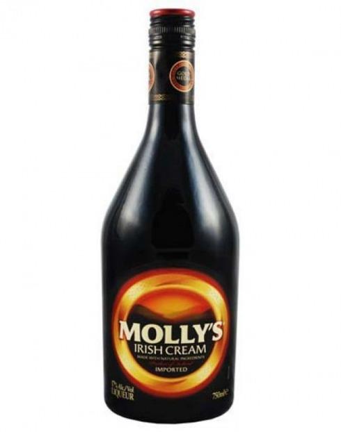Garcias - Vinhos e Bebidas Espirituosas - LICOR IRISH CREAM MOLLY´S  1