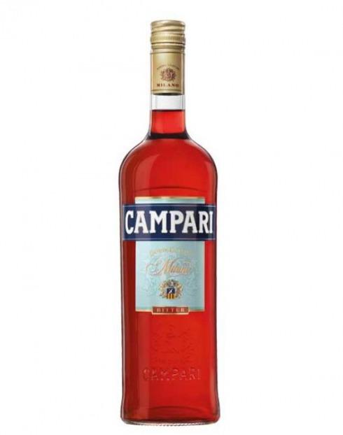 Garcias - Vinhos e Bebidas Espirituosas - CAMPARI  1