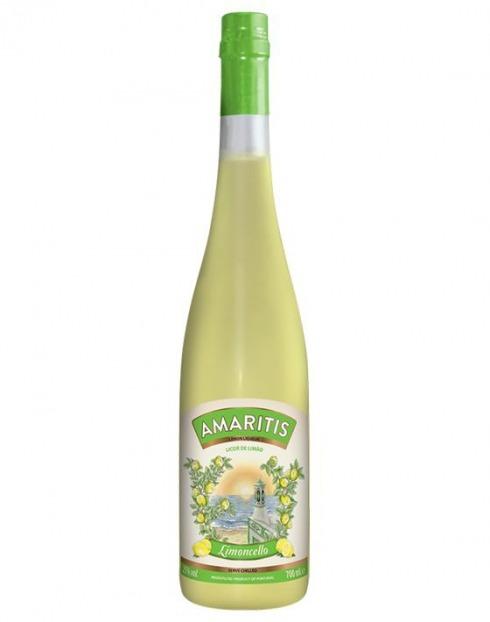 Garcias - Vinhos e Bebidas Espirituosas - LICOR LIMONCELLO AMARITIS 1
