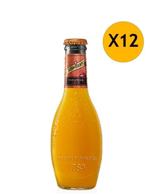 Garcias - Vinhos e Bebidas Espirituosas - AGUA TONICA SCHWEPPES PREMIUM LAR&LICH (12)0,20) 1