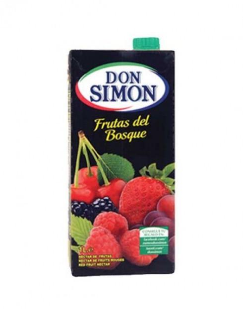 Garcias - Vinhos e Bebidas Espirituosas - NÉCTAR DON SIMON FRUTAS BOSQUE / COMPRA MÍNIMA 12 UNIDADES 1
