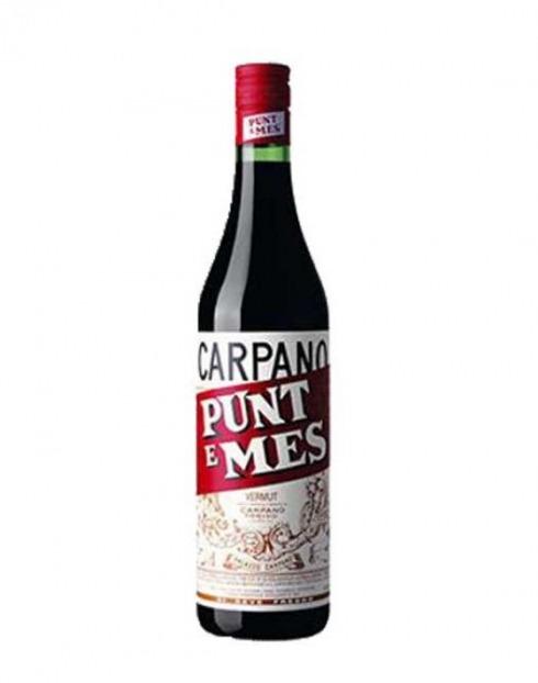 Garcias - Vinhos e Bebidas Espirituosas - VERMUTE CARPANO PUNT E MÊS  1