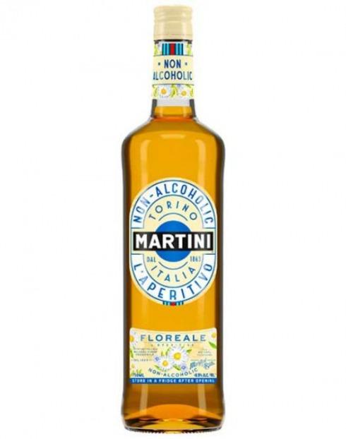 Garcias - Vinhos e Bebidas Espirituosas - MARTINI FLOREALE S/ALCOOL 1