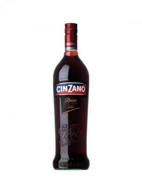 Garcias - Vinhos e Bebidas Espirituosas - CINZANO ROSSO 1