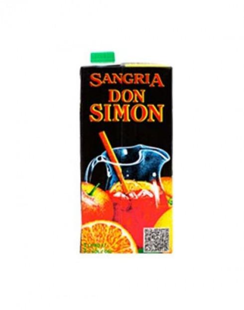 Garcias - Vinhos e Bebidas Espirituosas - SANGRIA DON SIMON BRICK  1