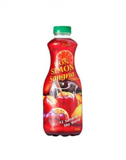 Garcias - Vinhos e Bebidas Espirituosas - SANGRIA DON SIMON TTO PET  1
