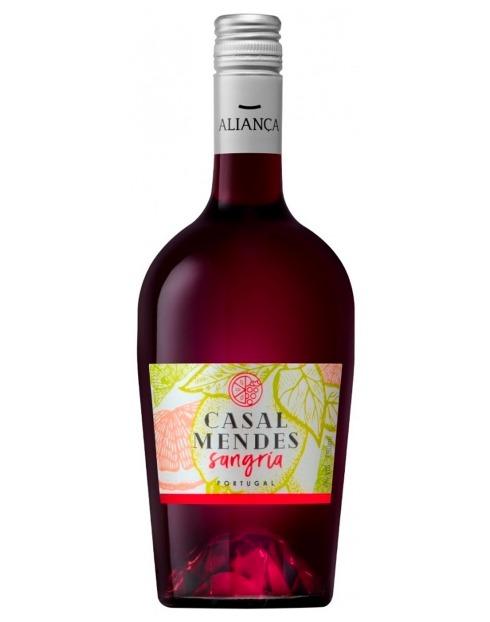 Garcias - Vinhos e Bebidas Espirituosas - SANGRIA CASAL MENDES TINTA 1