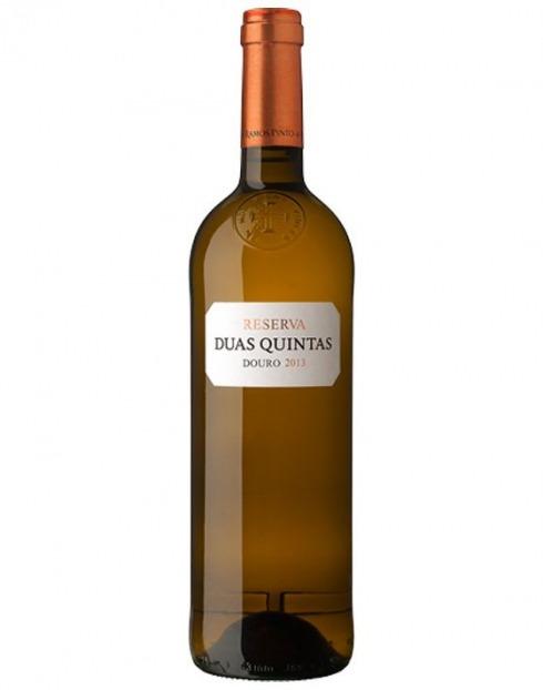 Garcias - Vinhos e Bebidas Espirituosas - VINHO DUAS QUINTAS RESERVA BRANCO 2019 1