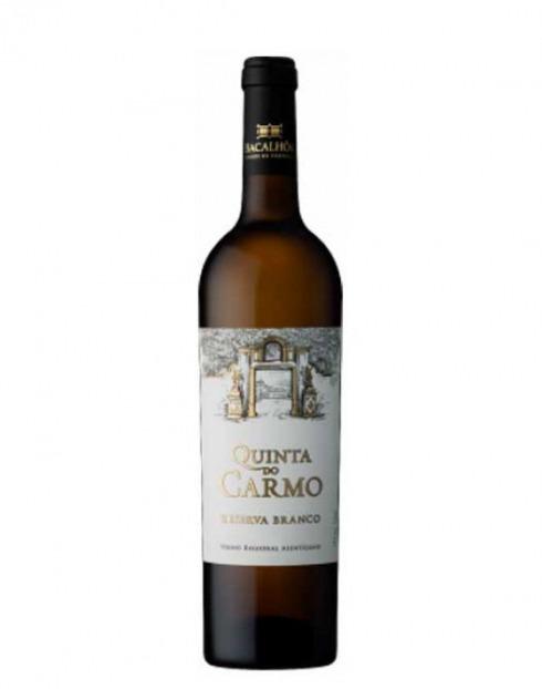 Garcias - Vinhos e Bebidas Espirituosas - VINHO QUINTA DO CARMO RESERVA BRANCO 2015 1