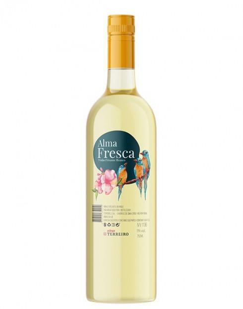 Garcias - Vinhos e Bebidas Espirituosas - VINHO ALMA FRESCA FRIZANTE BRANCO 1