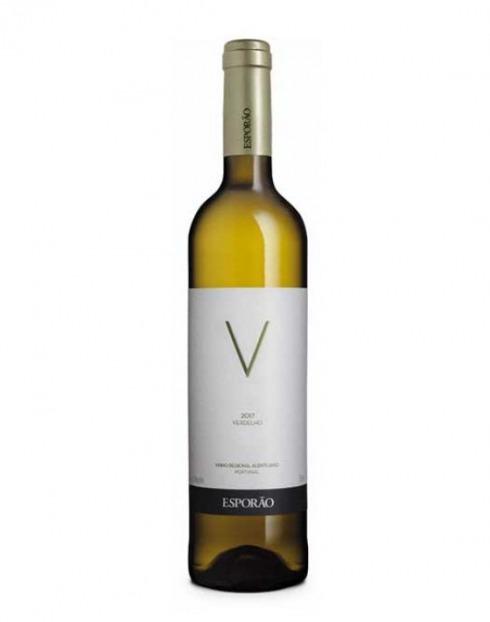 Garcias - Vinhos e Bebidas Espirituosas - VINHO ESPORÃO VERDELHO 2017 1