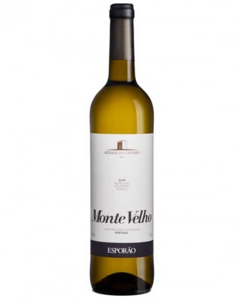 Garcias - Vinhos e Bebidas Espirituosas - VINHO MONTE VELHO BRANCO 2019 0,375L 1