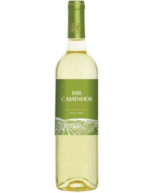Garcias - Vinhos e Bebidas Espirituosas - VINHO MIL CAMINHOS BCO 1