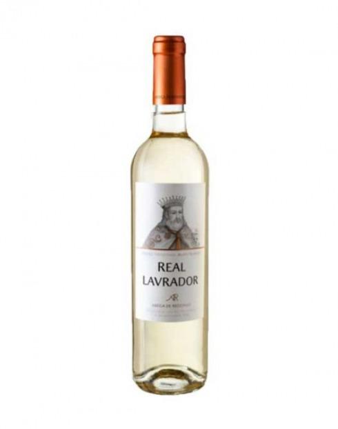 Garcias - Vinhos e Bebidas Espirituosas - VINHO REAL LAVRADOR BRANCO 2018 1