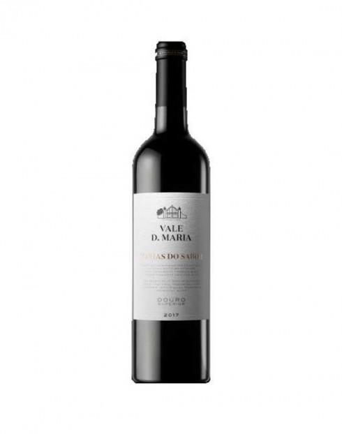 Garcias - Vinhos e Bebidas Espirituosas - VINHO QUINTA VALE D.MARIA VINHAS DO SABOR TINTO 1