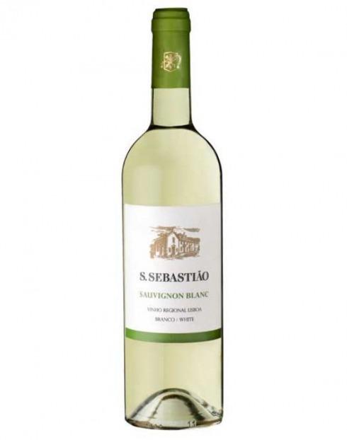 Garcias - Vinhos e Bebidas Espirituosas - VINHO SÃO SEBASTIÃO SAUVIGNON BLANC 2018 1