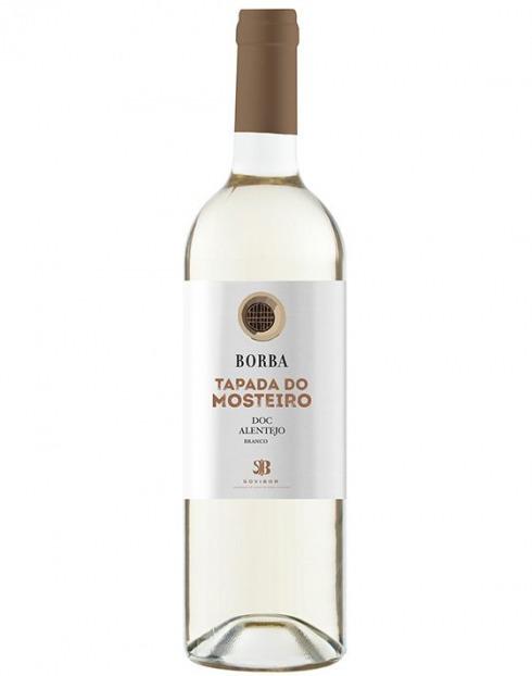 Garcias - Vinhos e Bebidas Espirituosas - VINHO TAPADA DO MOSTEIRO BCO 2017 1