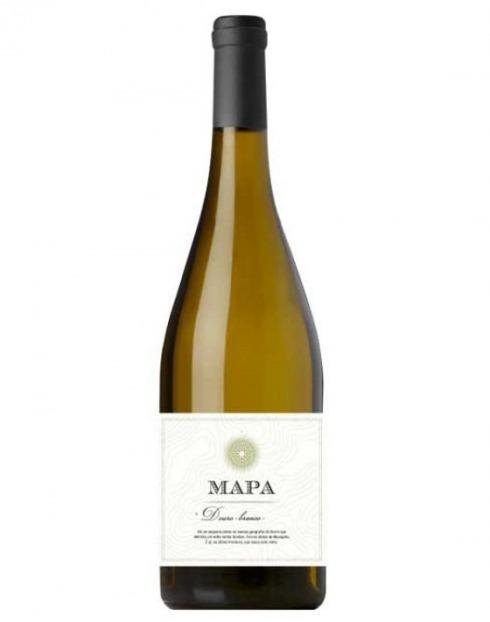 Garcias - Vinhos e Bebidas Espirituosas - VINHO MAPA BRANCO 2018   1