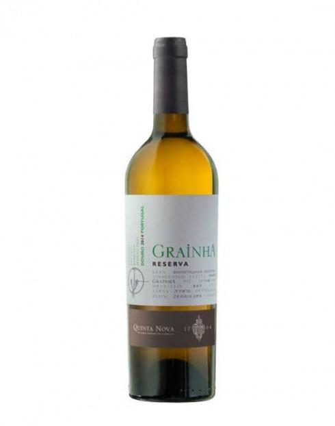 Garcias - Vinhos e Bebidas Espirituosas - VINHO GRAINHA RESERVA DOURO BRANCO 2018 1