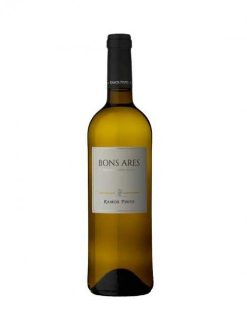 Garcias - Vinhos e Bebidas Espirituosas - VINHO BONS ARES BRANCO 2017 1
