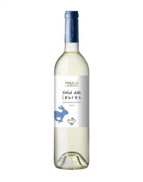 Garcias - Vinhos e Bebidas Espirituosas - VINHO VINHA DAS LEBRES BRANCO 2019 1