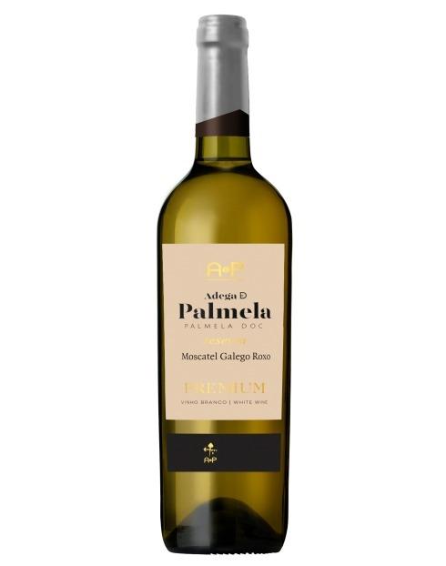Garcias - Vinhos e Bebidas Espirituosas - VINHO ADEGA PALMELA RESERVA MOSCATEL GALEGO ROXO  1