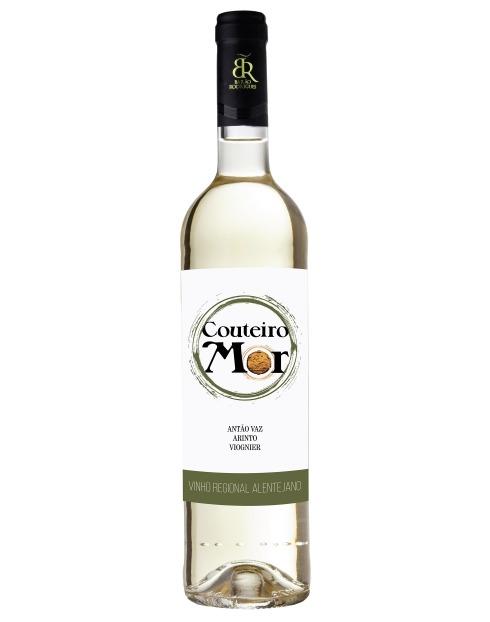 Garcias - Vinhos e Bebidas Espirituosas - VINHO COUTEIRO MOR BCO 2019 1