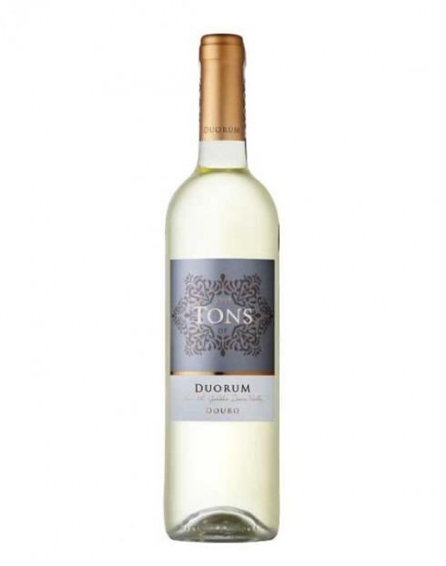Garcias - Vinhos e Bebidas Espirituosas - VINHO TONS DE DUORUM JPR BRANCO 2020 1
